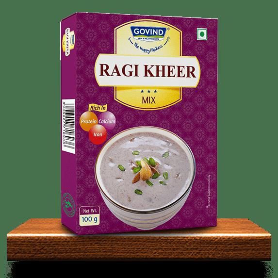 Ragi Kheer 100 g cartoon Front