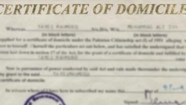 Procedure For Application Of Domicile Certificate In Maharashtra