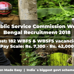 Public Service Commission West Bengal