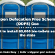 Open Defecation Free Scheme (ODFS) Goa Govt to install 60,000 bio-toilets across the state