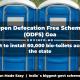 Open Defecation Free Scheme (ODFS) Goa Govt to install 60,000 bio-toilets across the state