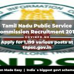 Tamil Nadu Public Service Commission