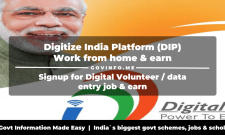 Digitize India Platform Online Registration