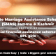 State Marriage Assistance Scheme (SMAS) Jammu & Kashmir
