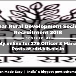 Bihar Rural Development Society