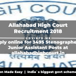 High Court Of Judicature at Allahabad