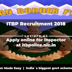 Indo-Tibetan Border Police Force