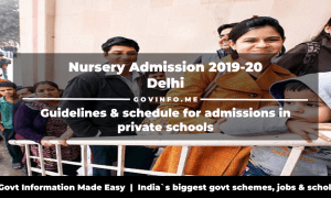 Nursery & School Admission 2019-20 Delhi.png