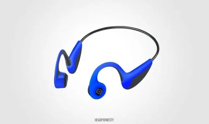 Noise Cancelling Bone Conduction Headphones