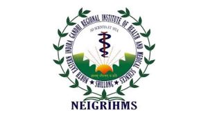 NEIGRIHMS Recruitment