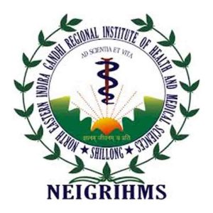 NEIGRIHMS Shillong Recruitment