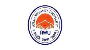 Assam Women's University Jorhat Recruitment