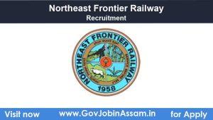 N F Railway Recruitment 2021