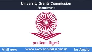 University Grants Commission (UGC) Recruitment 2021