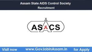 ASACS Recruitment 2021