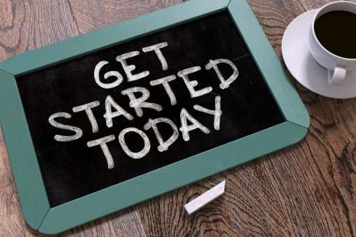 get started in