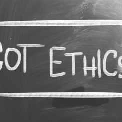 Govcon ethics