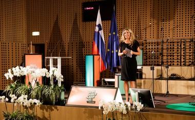 Dogodek je povezovala voditeljica Bernarda Žarn.