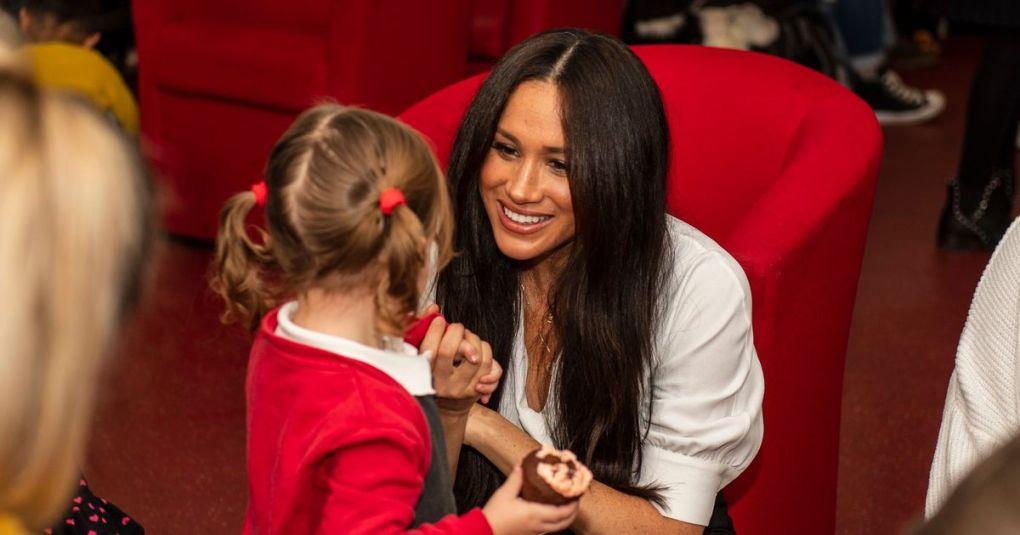 Meghan je na ljubek način pokazala svojo ljubezen do princa Harryja in malega princa Archieja