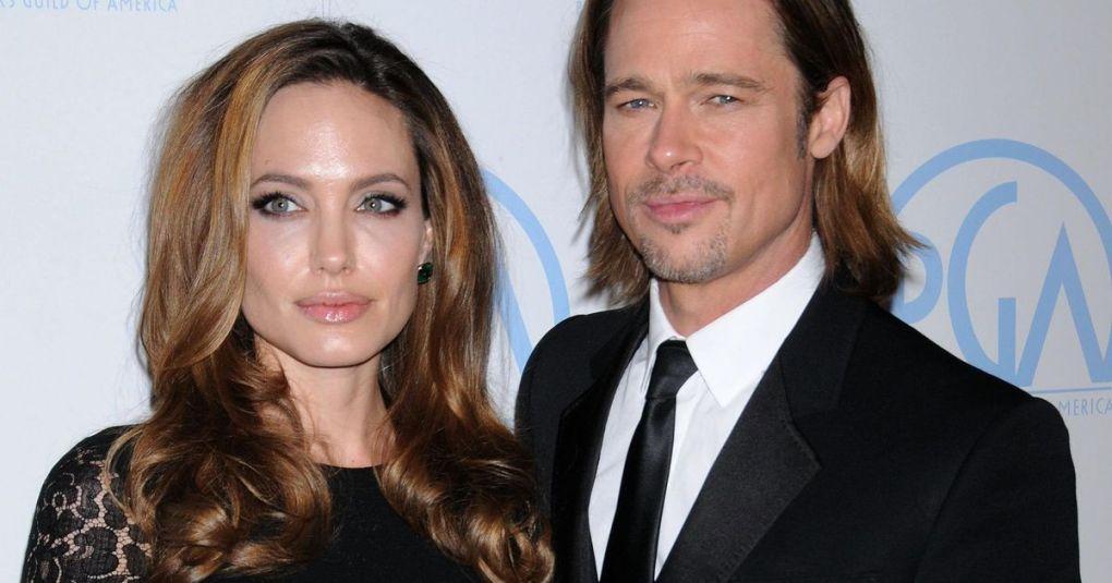 Angelina Jolie še vedno nagaja Bradu in pri tem naj bi se izogovarjala na otroke