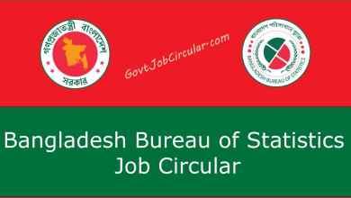 bbs job circular 2021