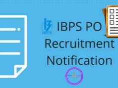 po 2019,IBPS PO 2019, ibps po 2-19 exam, ibps po 2019 notification, ibps po 2019 exam dates