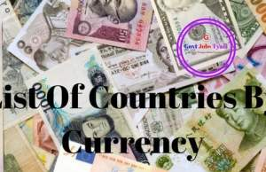 Currencies of the world ,List of Currency Symbols With Country Name ,Currencies Of The World ,Countries and Their Currencies