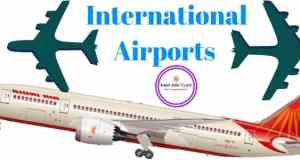 international airports in india,List of international airport of India,airports in india