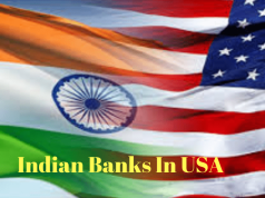 Indian Banks In USA