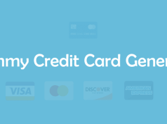 real working credit card generator