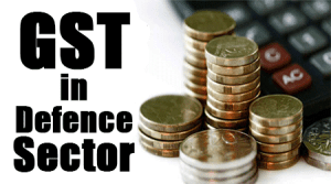 GST-in-Defence-Sector