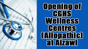 CGHS Wellness Centres