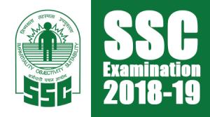 SSC Examination 2018-19