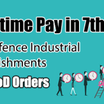 7th CPC Overtime Pay