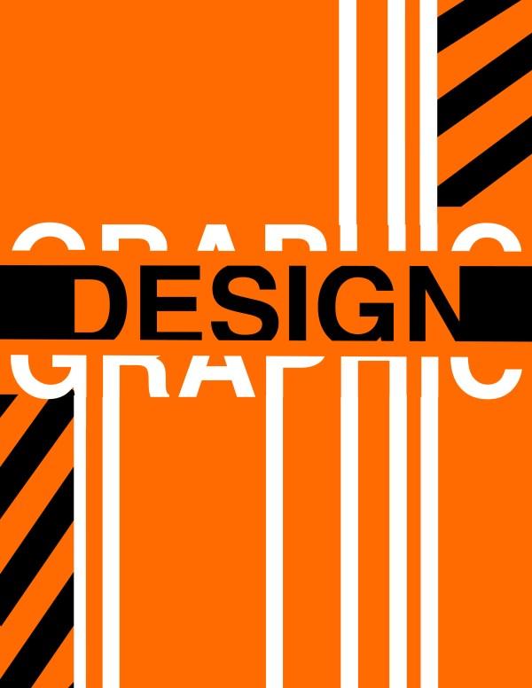 Graphic Design Poster. Cassie'