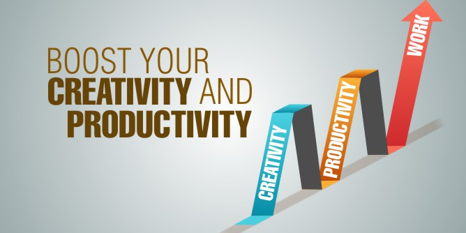 5 Ways Creativity Leads to Productivity