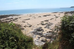 The sands at Slade
