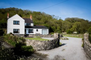 Gower Beaches Hill House self catering holiday cottage