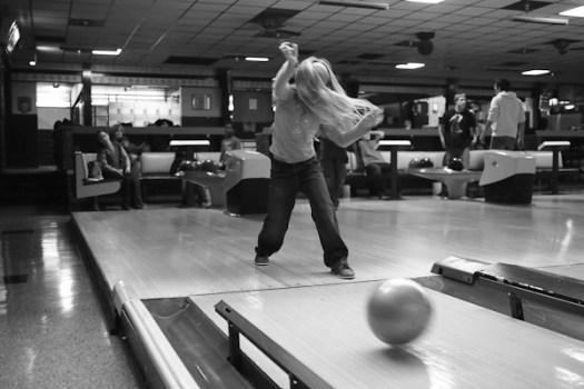 Maura bowling