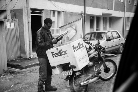 FedEx will get it there overnight, even in Ethiopia. - Michael Gowin