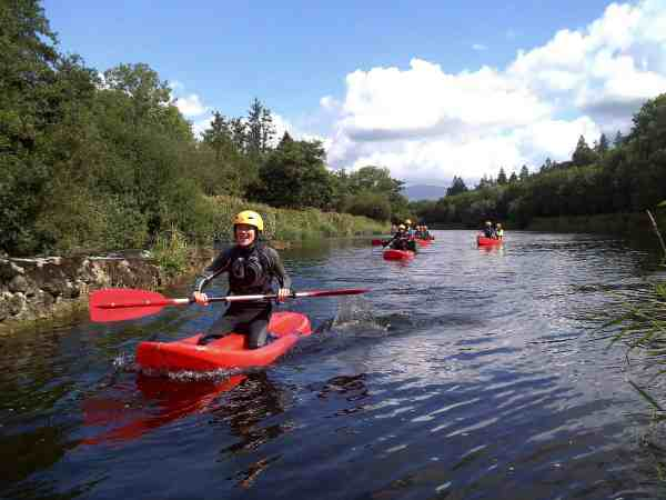 Fun In Kilkenny With Flow River Adventures