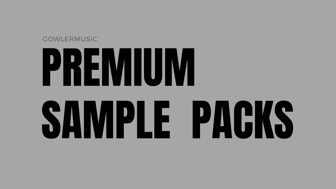 Free Sample Packs Archives - GowlerMusic