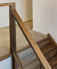 Timber Handrails for Stairs Melbourne, Wooden Handrail ...