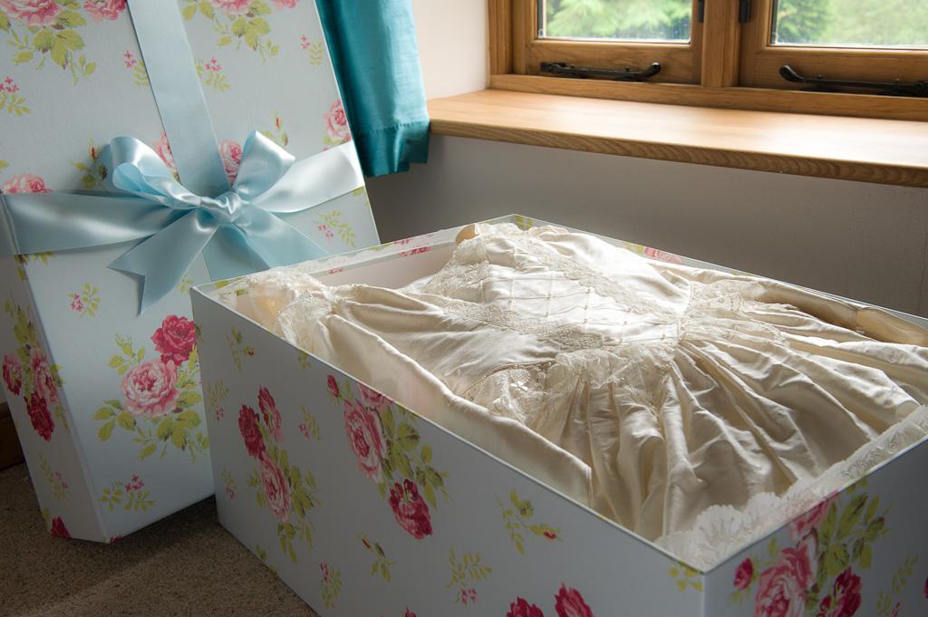 Acid Free Wedding Dress Boxes