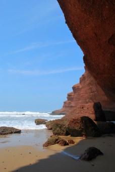 Legzira, Maroko1