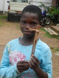 Marie- zabawki z bambusa