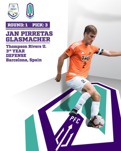 Glasmacher becomes first WolfPack chosen in a CPL draft - Thompson ...