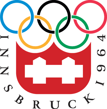 インスブルック五輪 - 1964年 冬 ロゴ