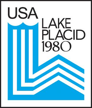 レークプラシッド五輪 - 1980年 冬 ロゴ