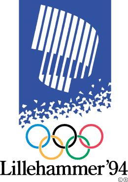 リレハンメル五輪 - 1994年 冬 ロゴ